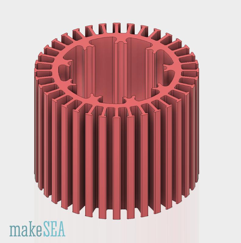 Brushless Motor - makeSEA